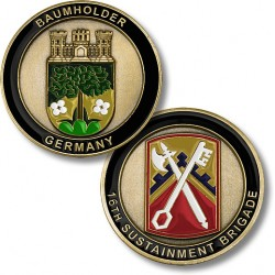 United States Army -- Baumholder, Germany -- 16th Sustainment Brigade