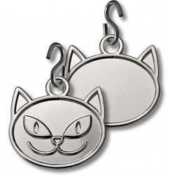 Kitty Cat Pet Tag