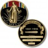 World War II Victory Medal Coin - Engravable