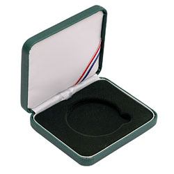 Leatherette Presentation Box - Green