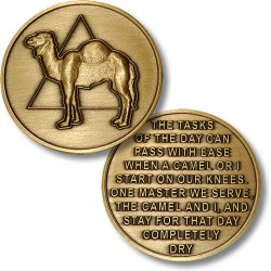 AA Camel - Antique Bronze