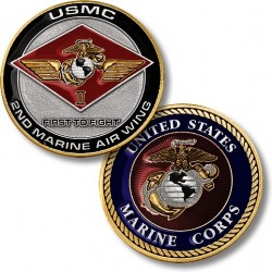 2nd Marine Air Wing -- First to Fight
