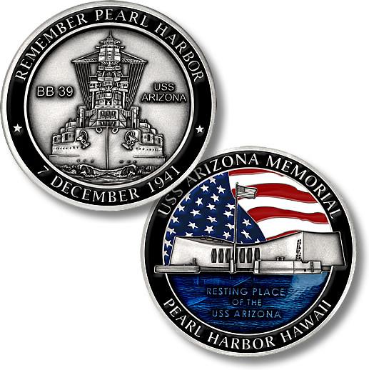 arizona challenge coin