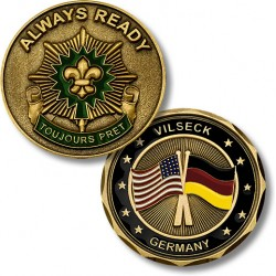 2nd Cavalry Regiment, Vilseck Germany