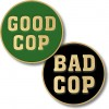 Good Cop / Bad Cop Coin
