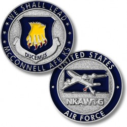 McConnell Air Force Base, KS Coin