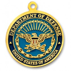US Department of Defense Charm