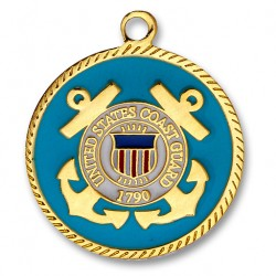 US Coast Guard Charm