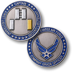 Captain - First Lieutenant- Second Lieutenant