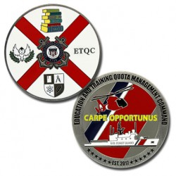 USCG Education and Training Quota Management Command