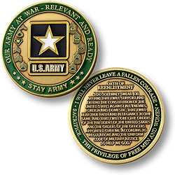 U. S. Army - Stay Army Oath of Reenlistment